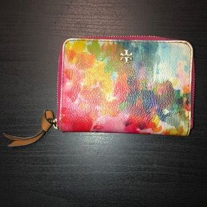 Used Tory Burch Mini Wallet